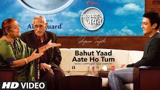 Bahut Yaad Aate ho Tum from satyamev  jayate - jaswindersingh , Ghazal