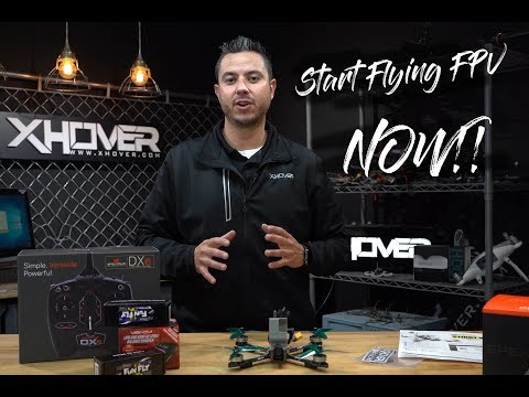 Getting Started in FPV? We can Help! - UCkSdcbA1b09F-fo7rfysD_Q