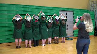 Wright State Spring Commencement 2019