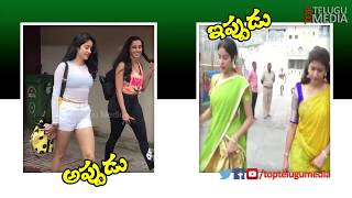 Jhanvi Kapoor Then and Now | Sridevi Daughter Jhanvi Kapoor Visit Tirumala Temple | Top Telugu Media