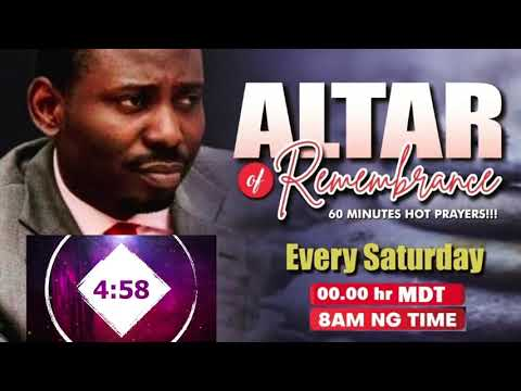 ALTAR OF REMEMBRANCE !!! - Episode 1