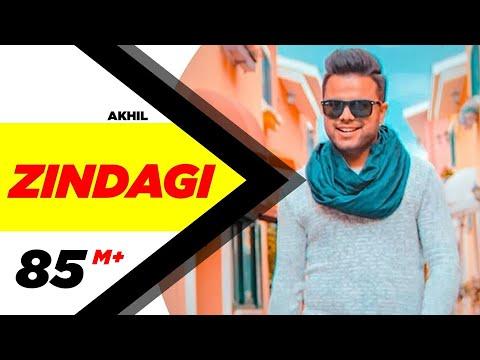 ZINDAGI LYRICS - AKHIL   Punabi Romantic Song 2017