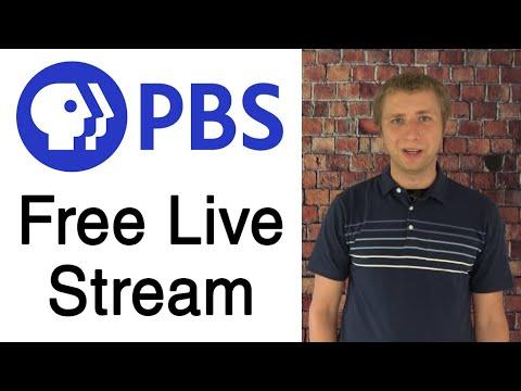 PBS Launches Free Live Stream - Will ABC, NBC, or CBS Follow?