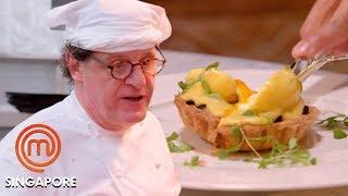 Marco Pierre White Elimination Kitchen Takeover | MasterChef Singapore | MasterChef World