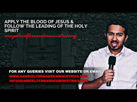 PROPHETIC INSTRUCTION: APPLY THE BLOOD OF JESUS AND FOLLOW THE LEADING OF THE SPIRIT