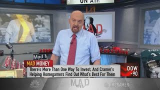 Cramer explains the fundamentals of evaluating stock moves