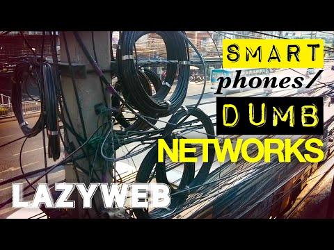 Smart phones / Dumb networks -- LazyWeb #10 - UC_x5XG1OV2P6uZZ5FSM9Ttw