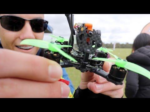 Eastside FPV Drone Racing Round 1 - No Korea - UCKy1dAqELo0zrOtPkf0eTMw
