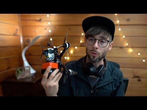 "(How It's Made) ""Racing Drone Virtual Tour - Cribs"" (RAW) - UCQEqPV0AwJ6mQYLmSO0rcNA"