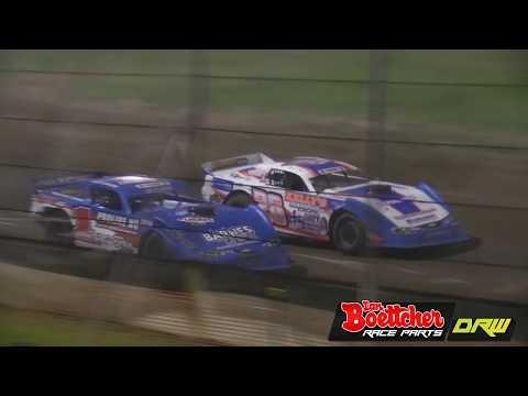 Super Sedans - A-Main - Brims Concrete Series R02 - Rockhampton Speedway - 04.11.17 - dirt track racing video image