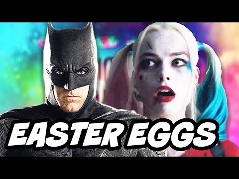 Suicide Squad TOP 20 Easter Eggs - UCDiFRMQWpcp8_KD4vwIVicw