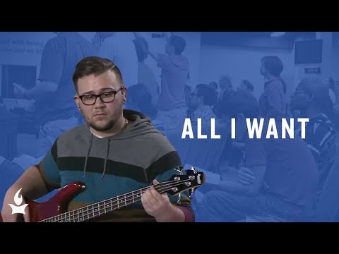 All I Want -- The Prayer Room Live Moment