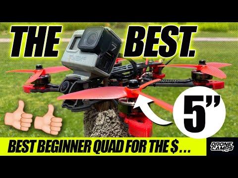 "BEST BEGINNER FPV RACE DRONE for 2020 - Geprc MARK4 225mm 5"" Fpv Drone - REVIEW & FLIGHTS 🏆 - UCwojJxGQ0SNeVV09mKlnonA"