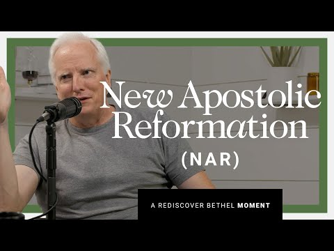 Does Bethel Church Belong to the New Apostolic Reformation (NAR)?  Rediscover Bethel