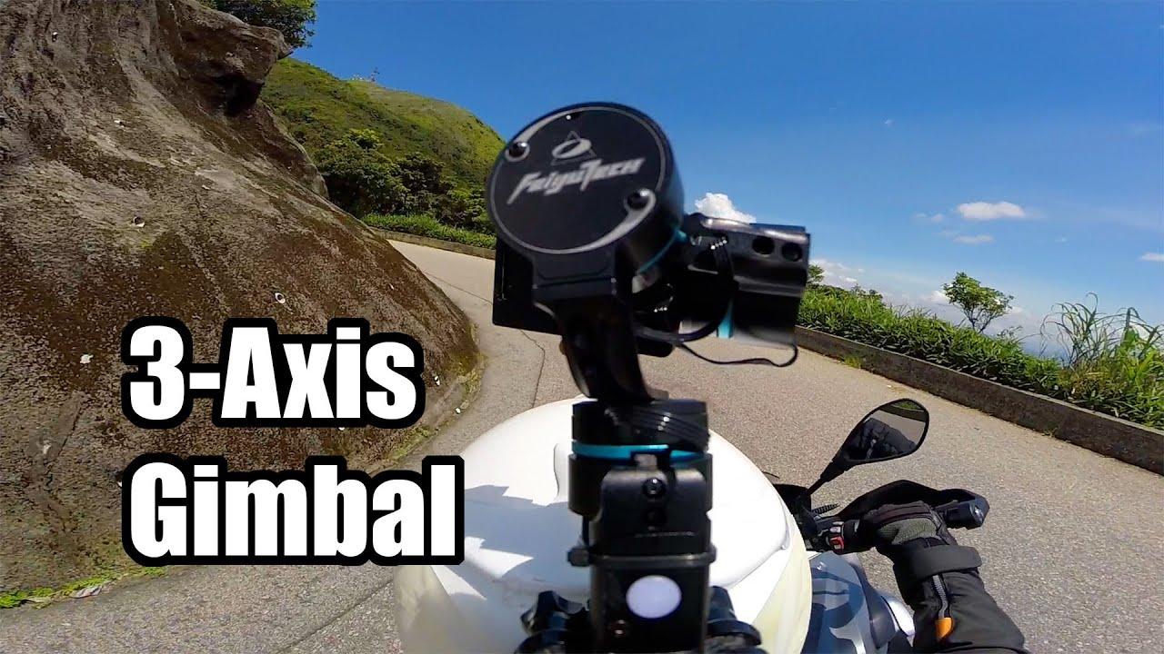 Feiyu G3 Ultra 3 Axis Handheld Gimbal On Motorcycle Helipalcom Battery Balancer Lipo Helipal