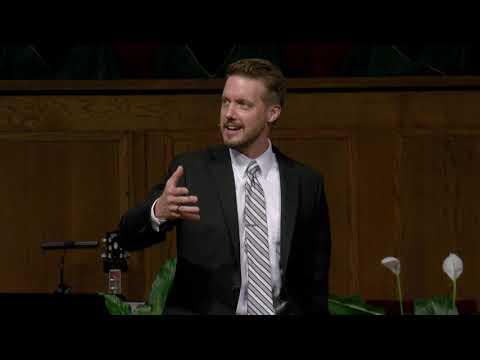 Sermon - 09/01/2019 - Pastor Ben Anderson - Christ Church Nashville