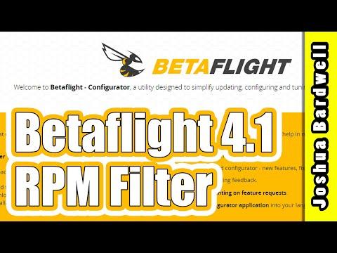Betaflight 4.1 RPM Filter Setup | THE BEST BETAFLIGHT HAS EVER FLOWN - UCX3eufnI7A2I7IkKHZn8KSQ