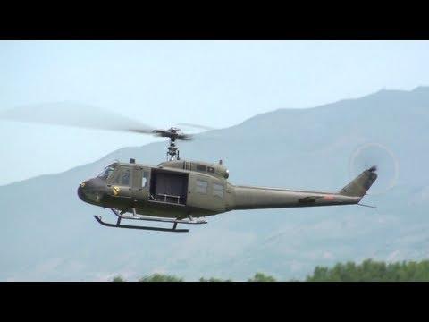 [Video]:  Vario UH-1 Huey / Air Cav - Türbin Motorlu SCALE Heli