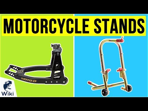 10 Best Motorcycle Stands 2020 - UCXAHpX2xDhmjqtA-ANgsGmw