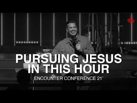 Pursuing Jesus in This Hour // Brian Guerin // Encounter 21' // The Gathering Place Church 1.16.21