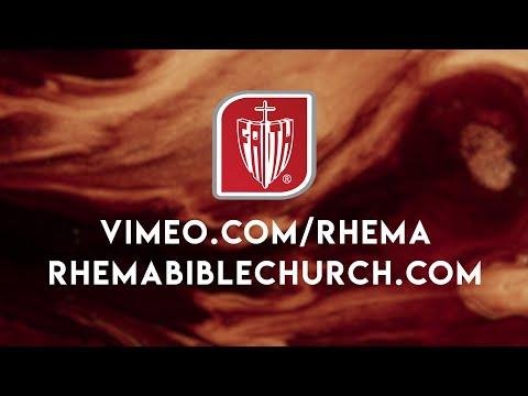 Rhema Video Announcements 03.08.20