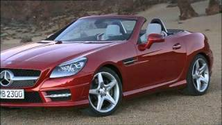 2012 Mercedes Benz SLK350 Roadster Ash Interior