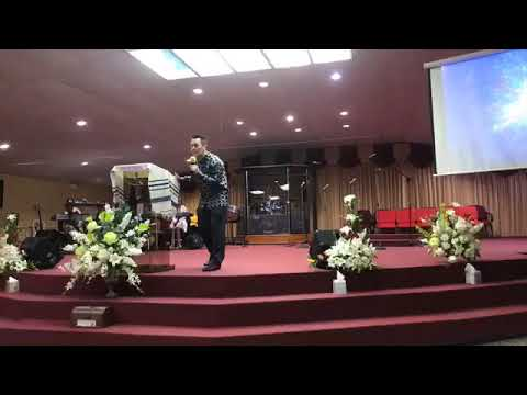 RAISING ALTARS OF PRAYER - 8TH NIGHT TRINIDAD - REV ROBERT CLANCY