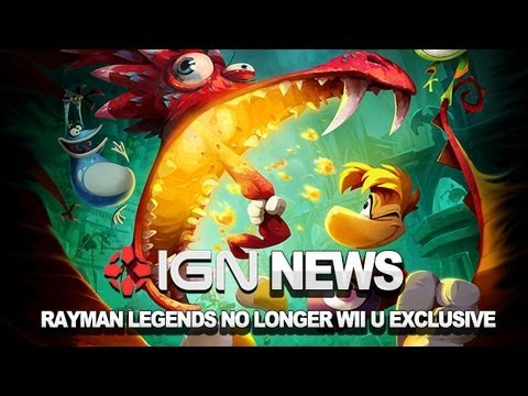 IGN News - Rayman Legends Delayed, No Longer Wii U Exclusive - UCKy1dAqELo0zrOtPkf0eTMw