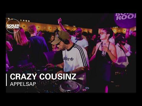 Crazy Cousinz Boiler Room x Appelsap Festival 2017 DJ Set - UCGBpxWJr9FNOcFYA5GkKrMg