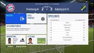 FIFA 19  Weekend League FUT CHAMPIONS  15.07.2019  Strasbourg AC - Kalsongryck FC     2:3