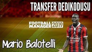 FM 2019 # Mario Balotelli Profil Analizi ve 2019-2020 Fenerbahçe Performansı