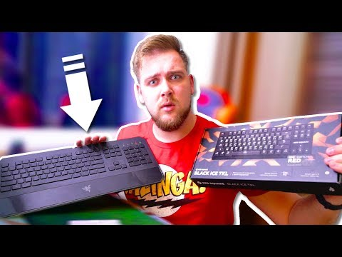 Механическая клавиатура или мембранная? - UCen2uvzEw4pHrAYzDHoenDg