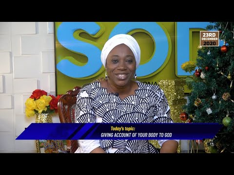 Dr Becky Paul-Enenche - SEEDS OF DESTINY  WEDNESDAY DECEMBER 23, 2020