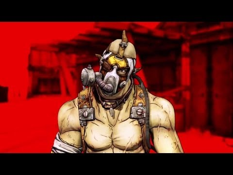 Borderlands 2 - Krieg: A Meat Bicycle Built for Two - UCbu2SsF-Or3Rsn3NxqODImw