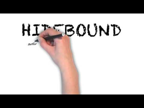 How to Pronounce 'HIDEBOUND'- English Grammar