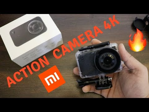Xiaomi Action Camera 4K Unboxing & Review | Best Budget Action Camera | Tech Unboxing