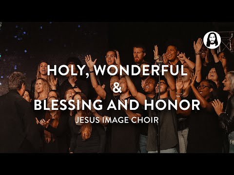 Holy Is Your Name  Jesus Image Choir