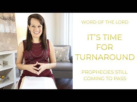 Word of the Lord: Turnaround Now!