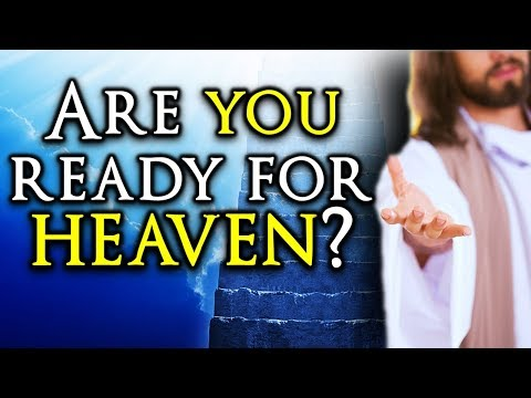 10 Ways To Prepare for Eternity in HEAVEN! - JESUS Wants You to Know!