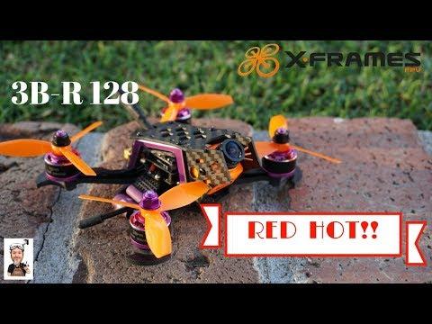 3B-R 128 FPV Race Kit Flight Test & Crash! - UCGqO79grPPEEyHGhEQQzYrw
