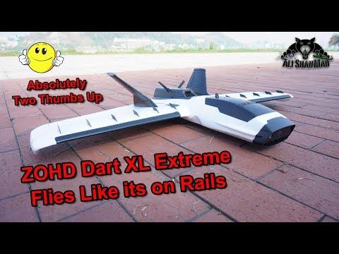 ZOHD Dart XL Extreme Best FPV Flying Wing of the Year - UCsFctXdFnbeoKpLefdEloEQ