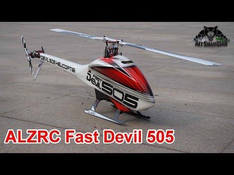 ALZRC Fast Devil 505 High Speed Flight Mild 3D - UCsFctXdFnbeoKpLefdEloEQ