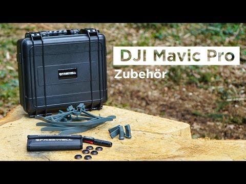 DJI Mavic Pro Zubehör von Freewell | Review - Deutsch/German - UCMBoANC0sQg57fdE2UIYLCg