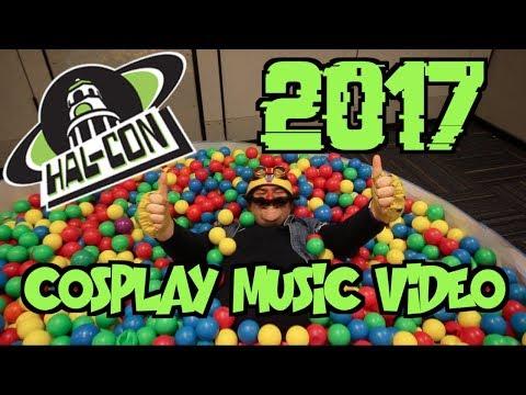 Hal-Con 2017 Cosplay Music Video - UC3LUO5KsceBpn69zAw16JUA