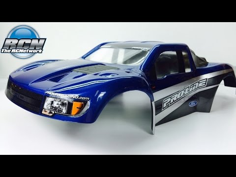 Pro-Line Pre-Painted Flotek Ford Raptor SCT Body - First Look! - UCSc5QwDdWvPL-j0juK06pQw