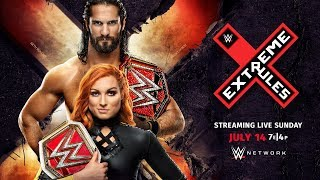 WWE EXTREME RULES 2019 | PPV COMPLETO | WWE 2K19