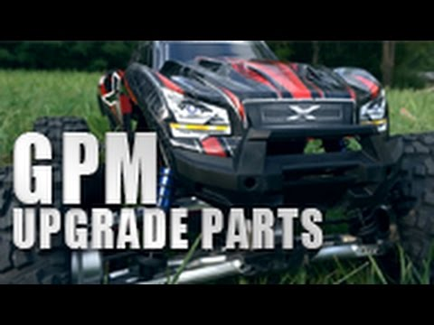 ATees] Traxxas XMaxx Upgrades From GPM Racing | ImpressPages lt