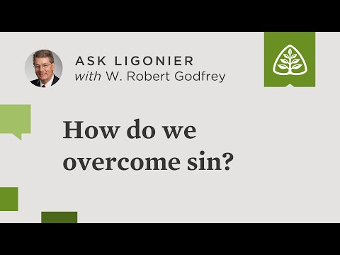 How do we overcome sin?