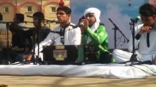 Jashn e Rekhta 2017, new delhi - khanak , Sufi