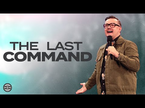 The Last Command  David Hall   Hillsong Church Online